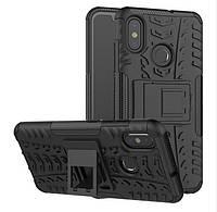 Броня чехол Ёлка для Xiaomi Mi8