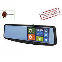 Зеркало заднего вида с монитором Jimi JC600U Android 4.4.2., фото 1