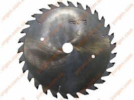Пильный диск по дереву Paritet Ø 300х32х3,6 30 зубов.