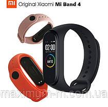 Фитнес-трекер Xiaomi Smart Mi Band 4 Black Global 100% оригинал