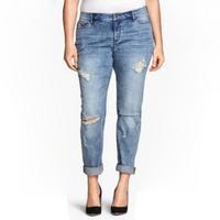 Женские джинсы больших размеров, производства Турция