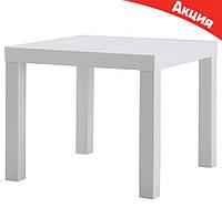 Журнальный столик IKEA LACK белый (200.114.13)