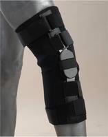 Шарнирный ортез для коленного сустава двоосевой  0°-110° L (окружность колена 39-40см)   001C