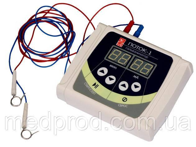 Аппарат Поток-01 для гальванизации и электрофореза