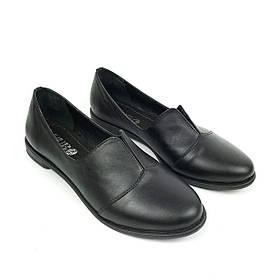 Туфли черные VUBO
