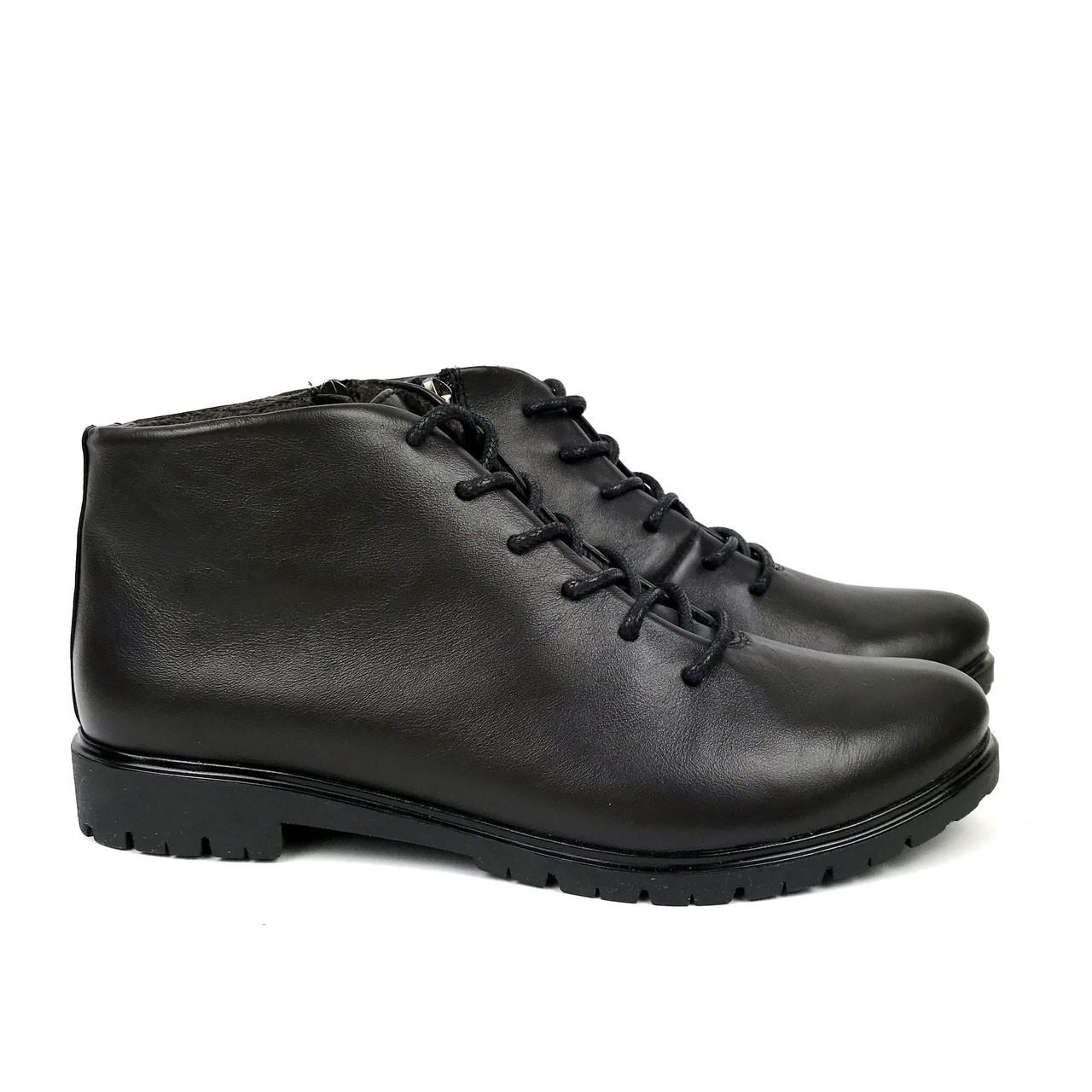 Ботинки Classic коричневые VUBO