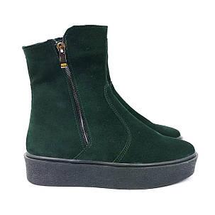 Ботинки высокие хаки VUBO, фото 2