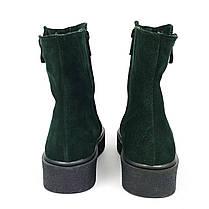 Ботинки высокие хаки VUBO, фото 3