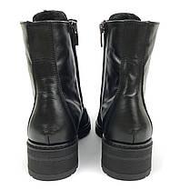 Ботинки черные зимние VUBO, фото 3