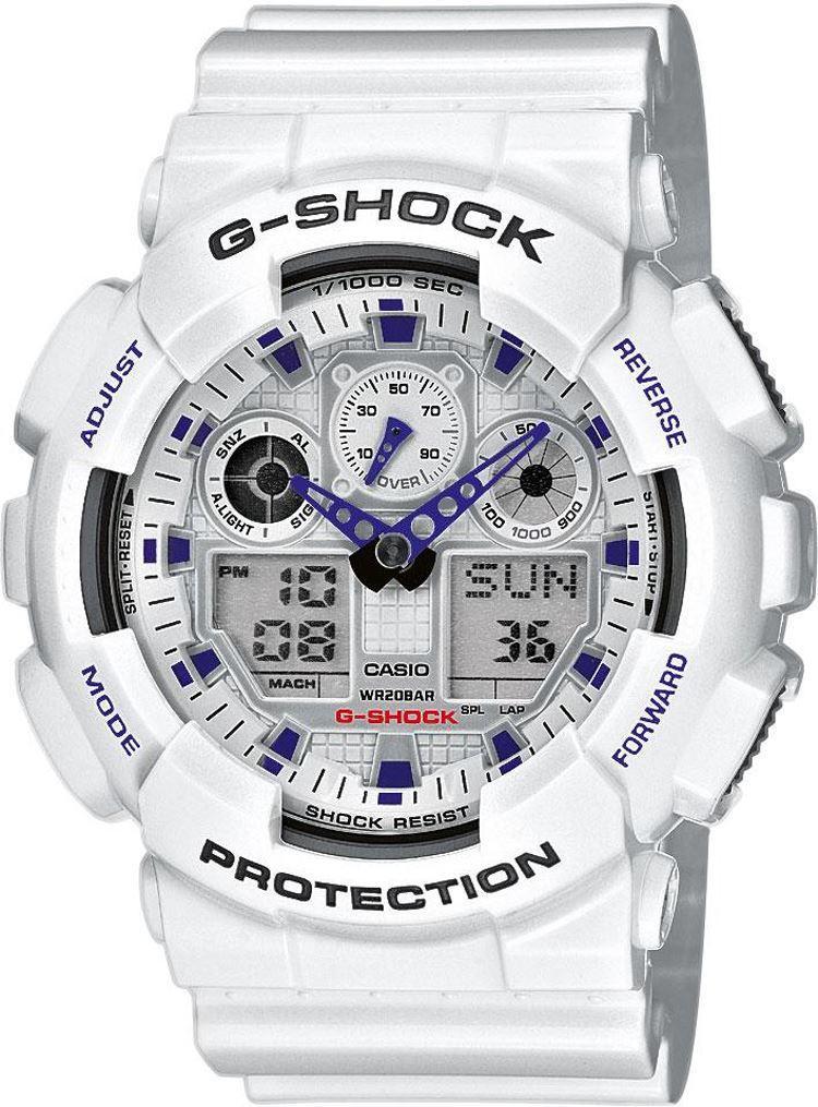 Часы CASIO GA-100A-7AER