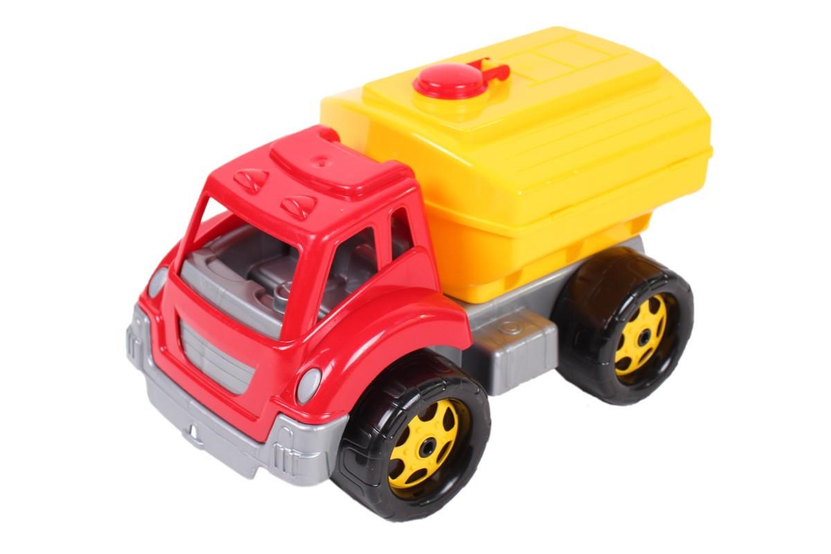 Машинка игрушечная бензовоз Технок (6337)