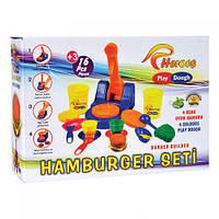 Набор  Фабрика гамбургеров  (23 элемента)