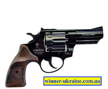 """Револьвер под патрон Флобера Profi - 3"""" (черный Pocket)"""