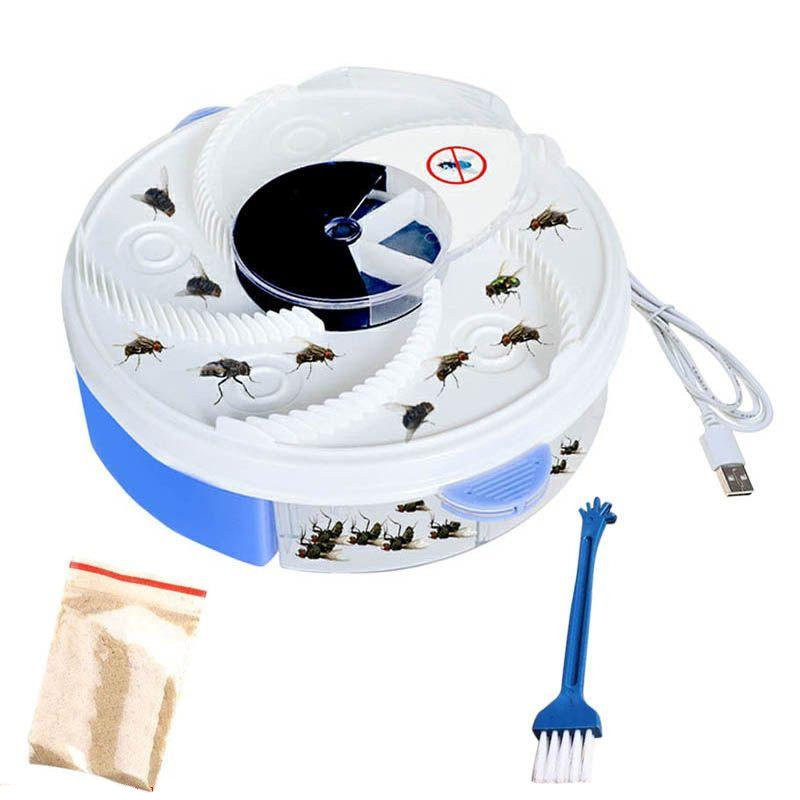 Пастка для комах USB Electric Fly Trap MOSQUITOES №D06-3