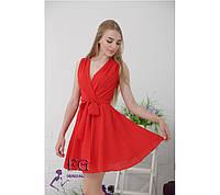 Сарафан «Ассоль» - распродажа модели 44, красный