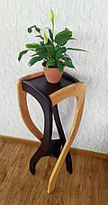 """Подставка для растений """"Адель"""" (двухцветная), фото 2"""