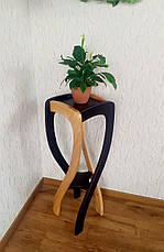 """Подставка для растений """"Адель"""" (двухцветная), фото 3"""