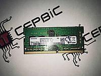 Оперативна пам'ять SODIMM DDR4 8GB PC4-19200 2400 MHz Samsung m471A1K43CB1-CRC, фото 1