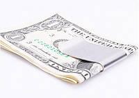 Зажим для денег гладкий