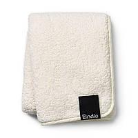 Elodie Details - Детский плед Pearl Velvet Blanket, цвет Shearling, фото 1