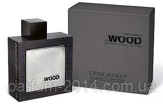 Чоловіча туалетна вода Dsquared2 He Wood Silver Wind Wood (репліка)
