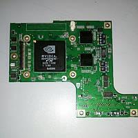 Видеокарта для ноутбука  NVidia GeForce FX 5200 НЕ РАБОЧАЯ