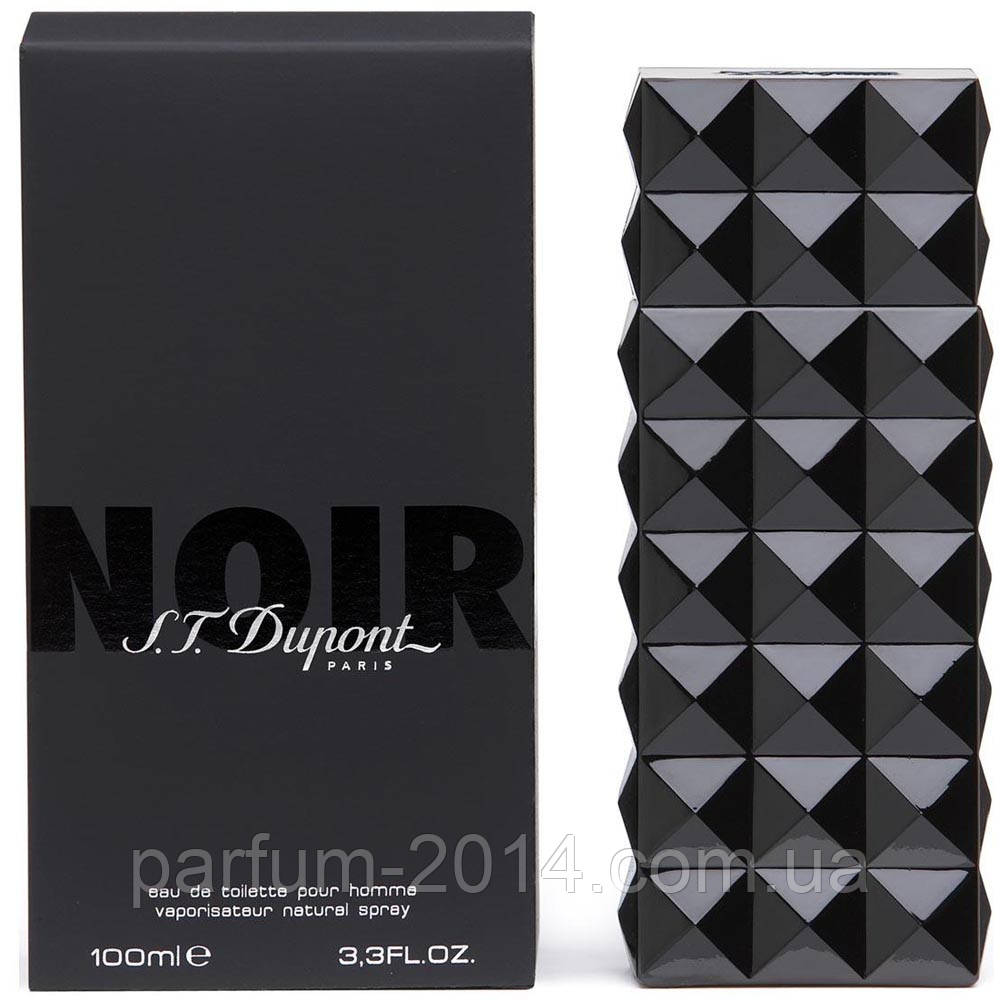 Мужская туалетная вода Dupont Noir pour Homme (реплика)