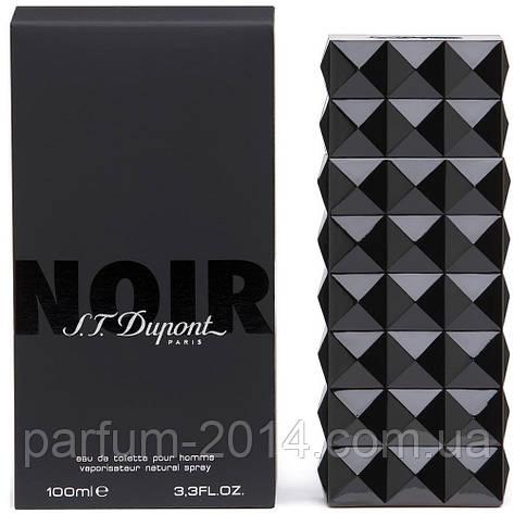 Мужская туалетная вода Dupont Noir pour Homme (реплика), фото 2