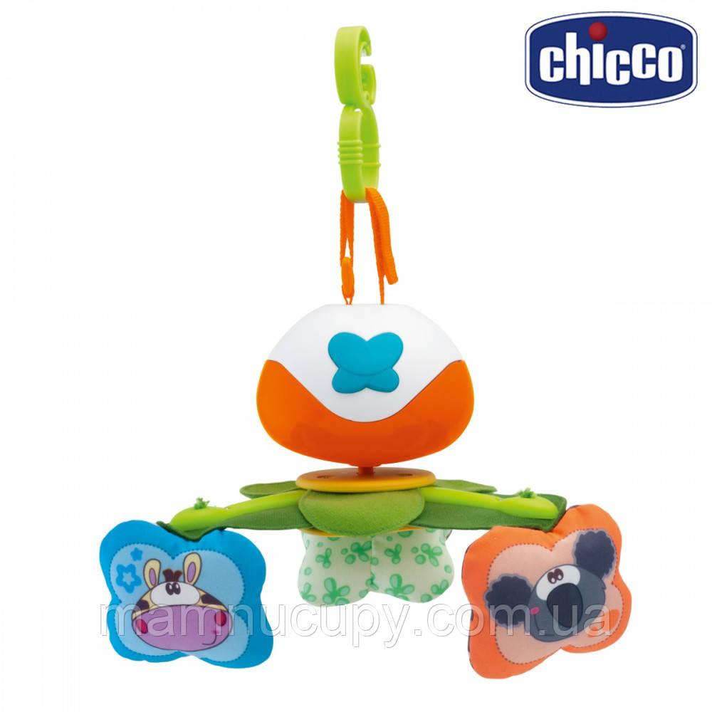 Игрушка на коляску Chicco - Танцующие друзья (00903.00)