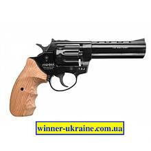 """Револьвер под патрон Флобера Profi - 4,5"""" (черный бук)"""
