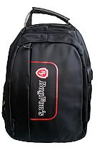 Рюкзак школьный черный ортопедический 037R