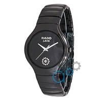 Наручные мужские часы Rado Jubile Black/Black-Silver