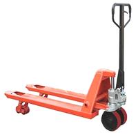 Ручная гидравлическая тележка для перемещения паллет АС30Р1150, г/п 3000 кг, вилы 1150/550