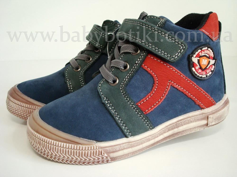 Демисезонные ботинки BiKi.
