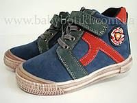 Демисезонные ботинки BiKi., фото 1