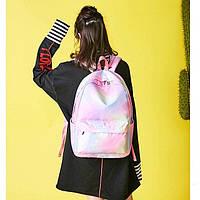 Школьный рюкзак градиент
