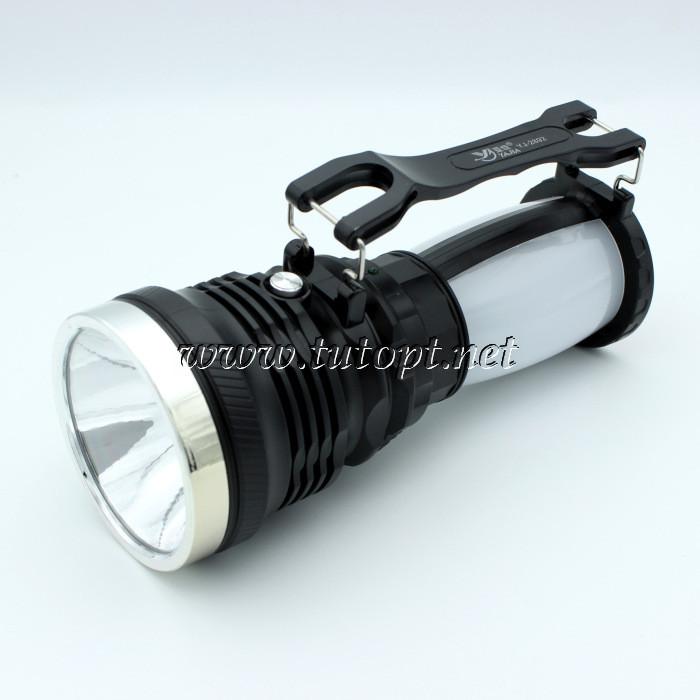 Фонарь Yajia YJ-2892/Акк./ 1W+16 SMD LED/