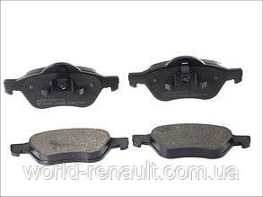 Комплект передних тормозных колодок Рено Лагуна II / LPR 05P898
