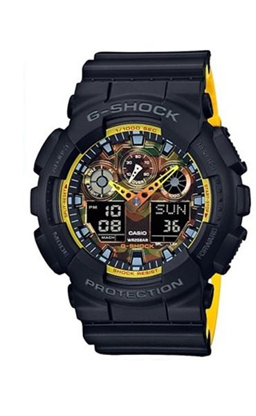 Часы CASIO GA-100BY-1AER
