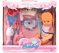 Кукла Пупс с аксессуарами 25007W