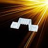 Монтажная клипса для светодиодных лент 220В 5050/3014