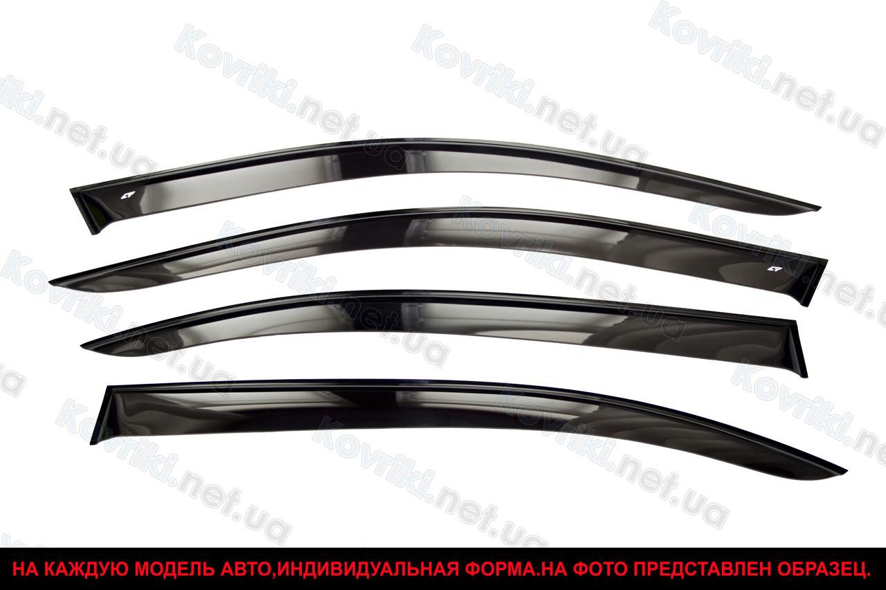 Дефлекторы окон (ветровики) Hyundai Porter(1996-2010), Cobra Tuning