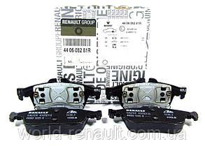 Комплект задних тормозных колодок Рено Лагуна II / Renault ORIGINAL 440608281R