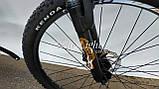 Велосипед МТВ алюмінієва рама Altus Oskar AIM 27,5, фото 3