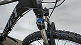 Велосипед МТВ алюмінієва рама Altus Oskar AIM 27,5, фото 5