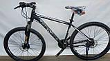 Велосипед МTB алюминиевая рама Altus Oskar AIM 27,5, фото 9