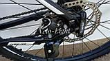 Велосипед МТВ алюмінієва рама Altus Oskar AIM 27,5, фото 10