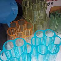 Подставка для ручек|косметики пластик 7*9см Navigator