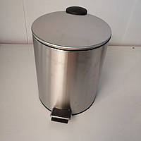 Відро з нержавіючої сталі матове 5 л.