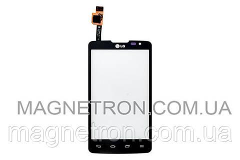 Сенсорный экран (тачскрин) для мобильного телефона LG X135 L60I Dual Sim EBD62067301